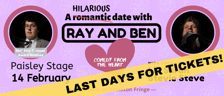 Ray and Ben - Comedy from the heart