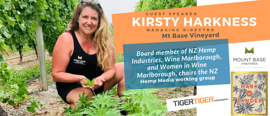 Entrepreneur Social | Kirsty Harkness, Mt Base Vineyards