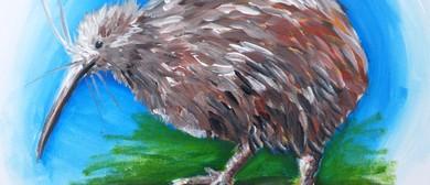 Paint and Wine Night - Kiwi - Paintvine