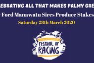 Courtesy Ford Manawatu Sires Produce Stakes Raceday