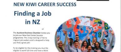 New Kiwi Career Success