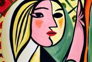 Paint & Wine Night - Picasso Girl - Paintvine