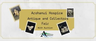 Arohanui Hospice Antique and Collectors Fair