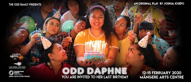 Odd Daphne Season 2