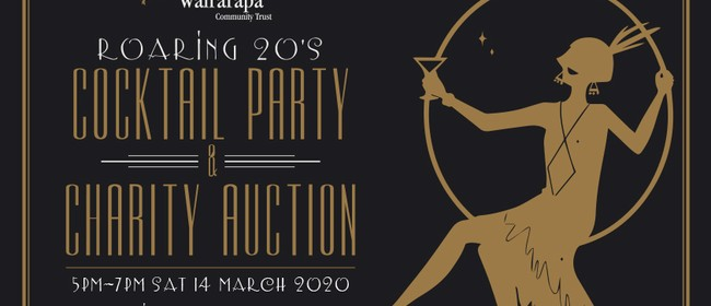 Roaring 20's Cocktail Party and Charity Auction