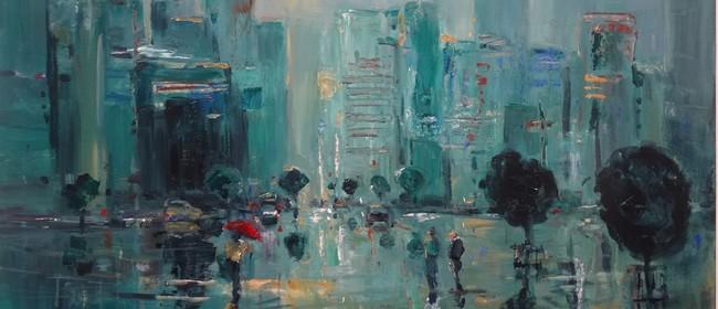 Richard Moorhead Art Exhibition