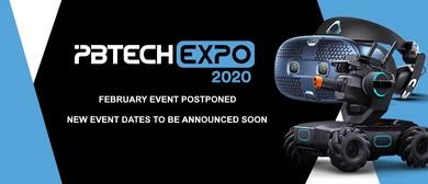 PB Tech Expo 2020: POSTPONED