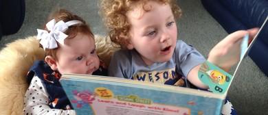 Book Bubs Baby Book Club - Term 1