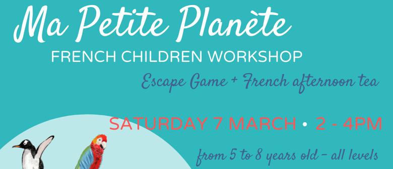 Children Workshop Escape Game