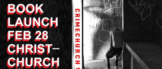 Crimechurch - Book Launch & Poetry - Author Michael Botur
