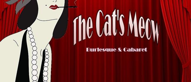 The Cat's Meow Burlesque & Cabaret - HGAF 2020