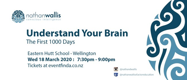 Understand Your Brain - Wellington: CANCELLED