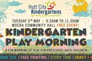 Kindergarten Play Morning