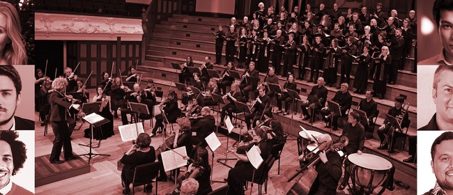 Bach Musica New Zealand: J S Bach St. Matthew Passion: CANCELLED