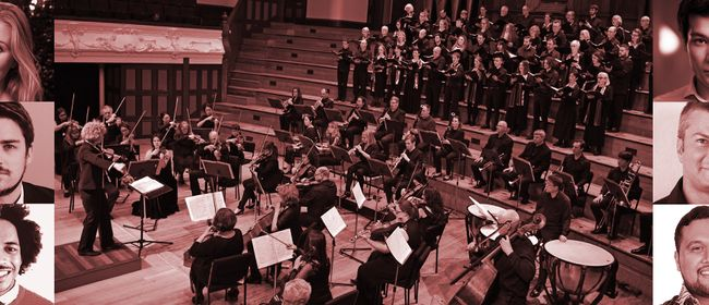 Bach Musica New Zealand: J S Bach St. Matthew Passion