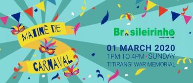 Matinê de Carnaval 2020 - Brazilian Carnaval for Children