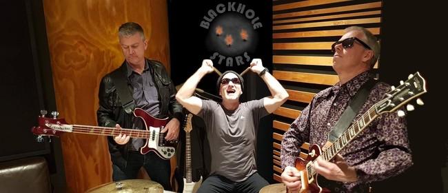 Blackholestars Gig with Radius Kink and Ash Felt