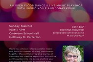 Dance & Music Connexions