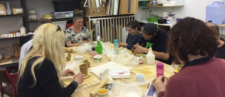 Introduction to Pottery