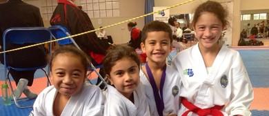Mini-kids Taekwon-Do Class