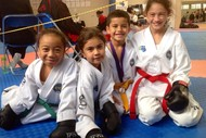 Mini-kids Taekwon-Do Class