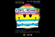 Vinyl Rehab 4 House Edition