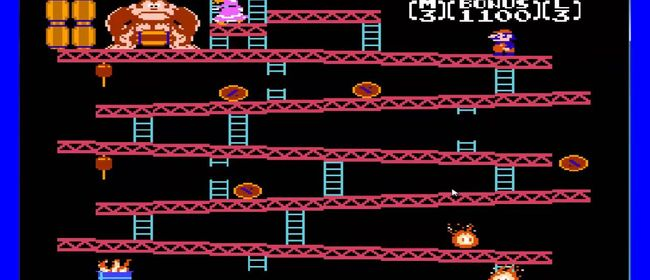 Donkey Kong International Arcade Wars Competition