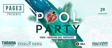 Page 3 Pool Party