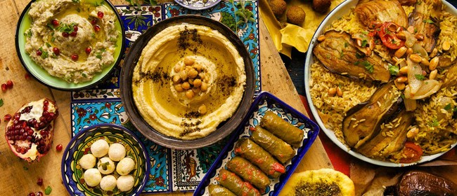 Palestine Multicultural Lunch