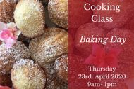 Children's Cooking Class -  Baking Day: POSTPONED