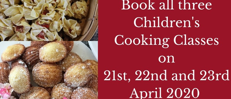 All Three Children's Cooking Classes: CANCELLED