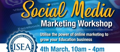 Social Media Marketing for International Education Industry