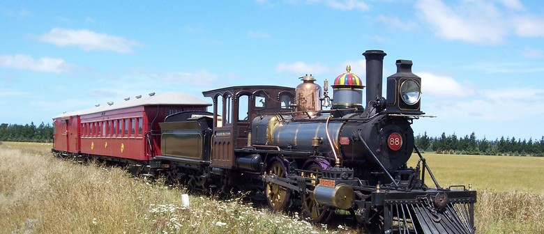 Plains Railway & Museum Open Day