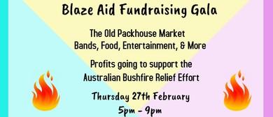 Blaze Aid Fundraising Gala