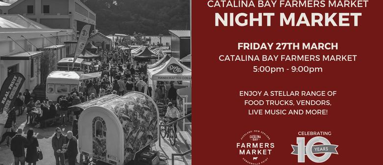 Catalina Bay Night Market