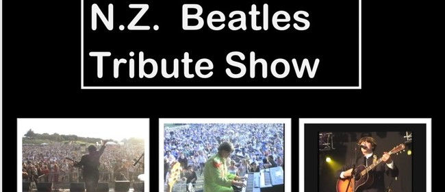 Beatles Tribute Show: CANCELLED