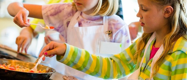 Aspiring Young Cooks for 8 - 12 Years Old