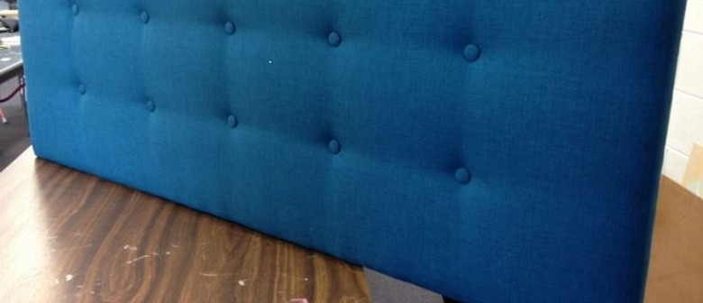 Upholster Your Own Bed Headboard