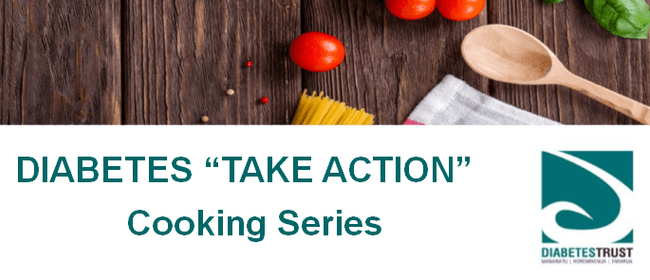 Diabetes 'Take Action' Cooking Series - Winter Warmers