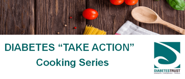 Diabetes Take Action Cooking Series - Sweet Treats