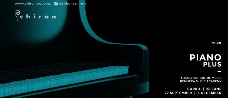 Piano Plus - Chiron Piano Showcase Concert - Term 3 & 4