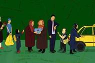 Tehran Taxi – Wellington Film Society