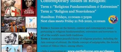 Religious Fundamentalism, Extremism & Terrorism