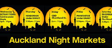 Auckland Night Market