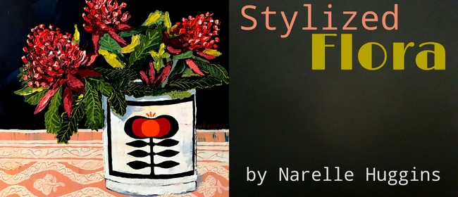 Stylized Flora by Narelle Huggins
