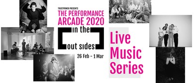 The Performance Arcade Live Music Series