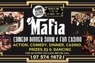 'Mafia Casino' - Comedy Dinner Show, Quiz & Fun Casino