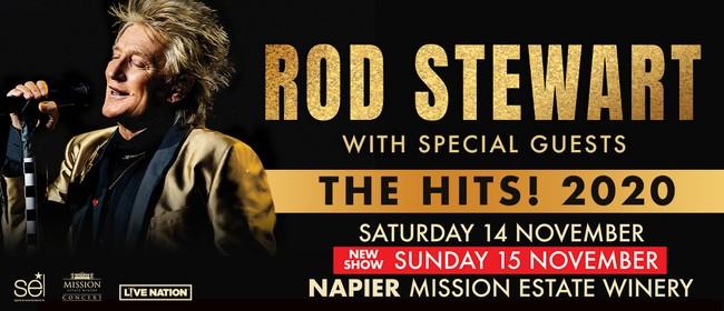 Mission Concert - Rod Stewart