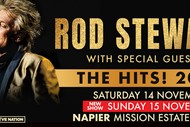 Mission Concert - Rod Stewart: POSTPONED