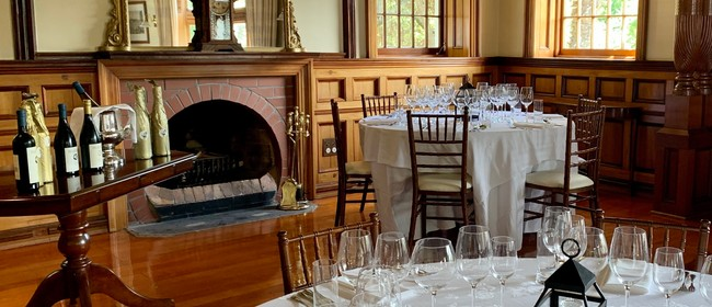 Otahuna Lodge Winemaker's Dinner Series: SOLD OUT